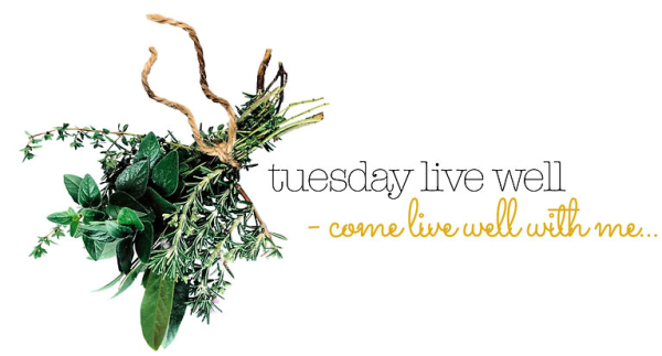 Tuesday Live Well logo